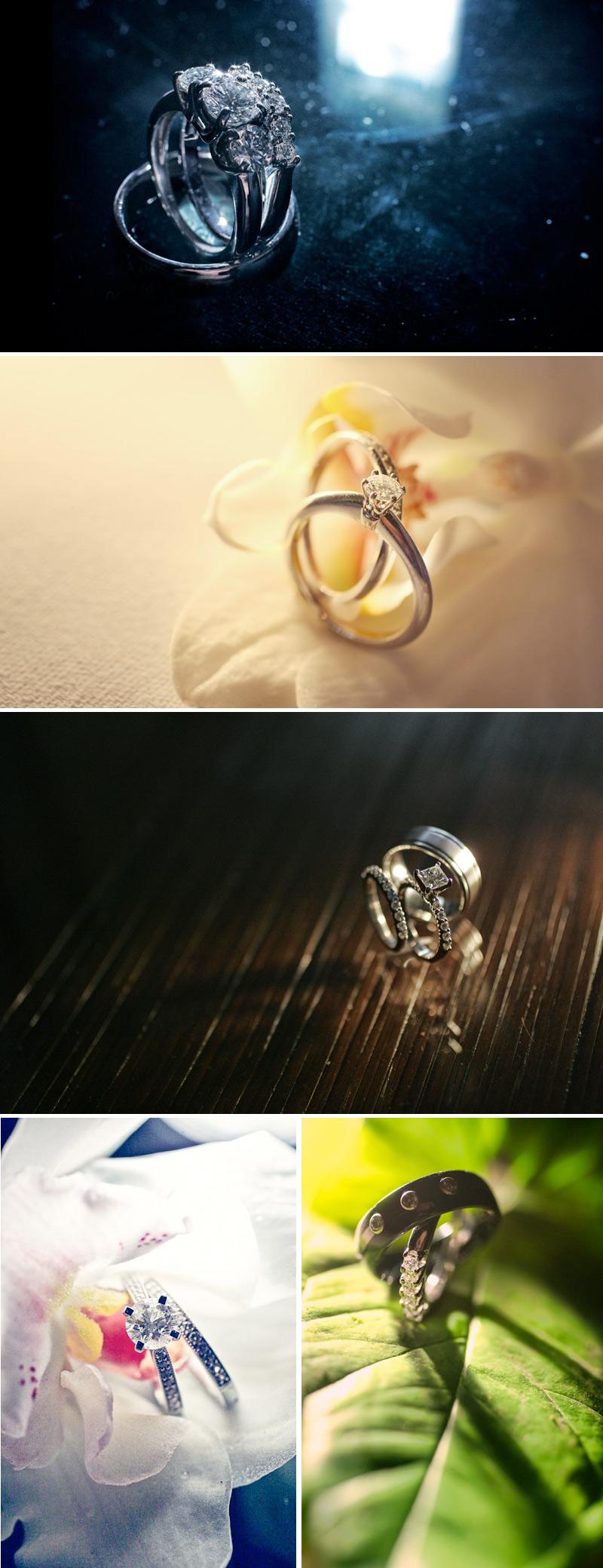 Shawn Starr : Modern Wedding Photography : Pittsburgh Wedding Photographer : Wedding Rings