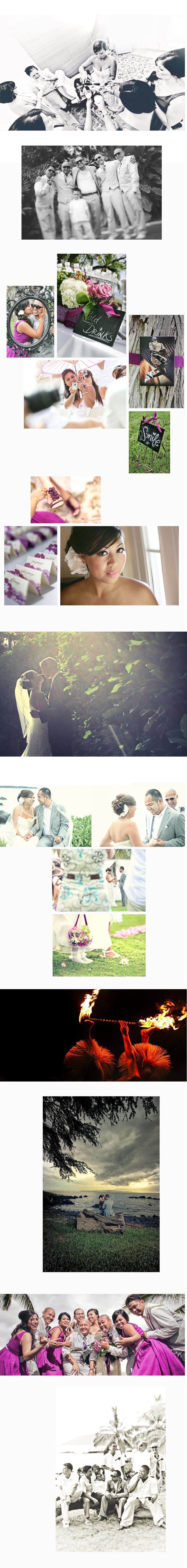 Shawn Starr : Modern Wedding Photography : Pittsburgh Wedding Photographer : Sugarman Maui Wedding