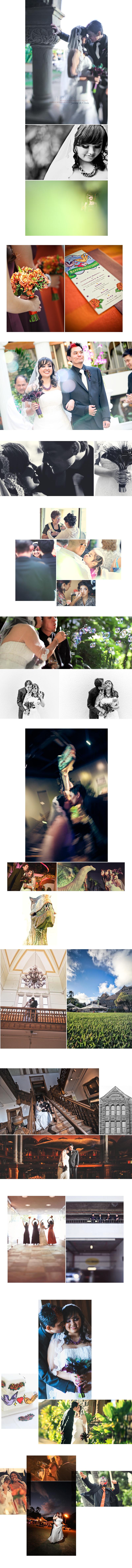 Shawn Starr : Modern Wedding Photography : Pittsburgh Wedding Photographer : Bishop Museum