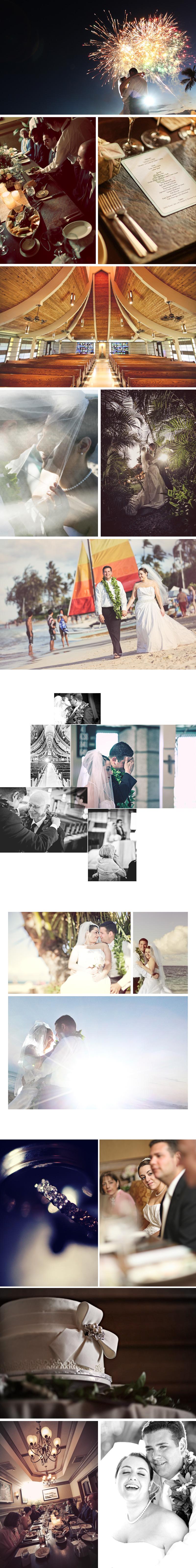 Shawn Starr : Modern Wedding Photography : Pittsburgh Wedding Photographer : Waikiki Wedding