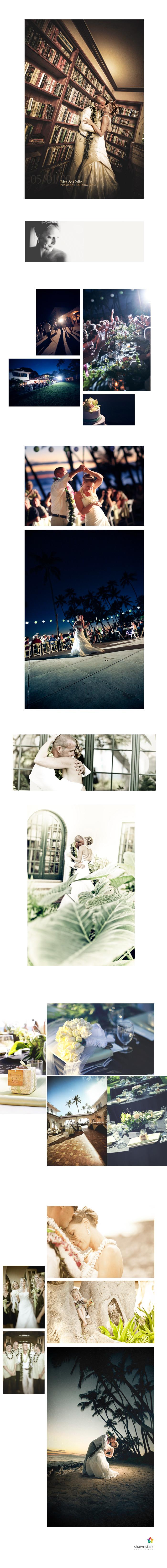 Shawn Starr : Modern Wedding Photography : Pittsburgh Wedding Photographer : Maui Wedding