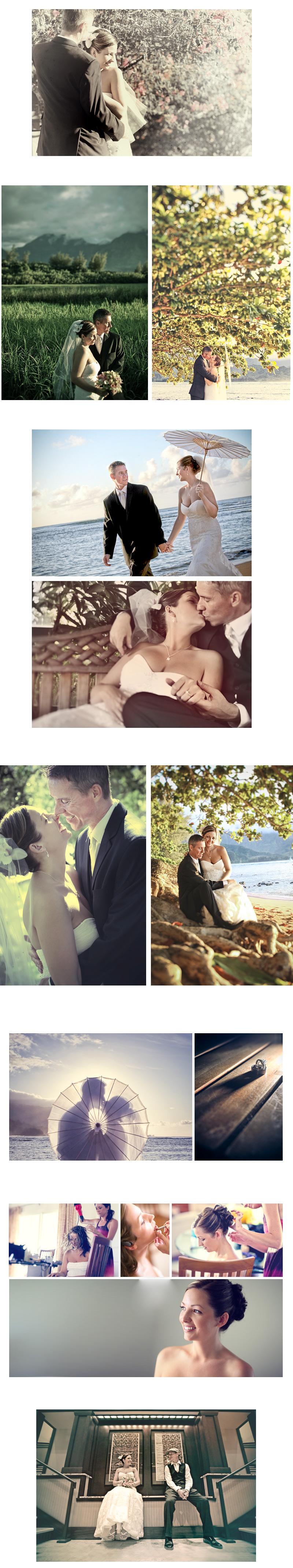 Shawn Starr : Modern Wedding Photography : Pittsburgh Wedding Photographer : Kauai Wedding