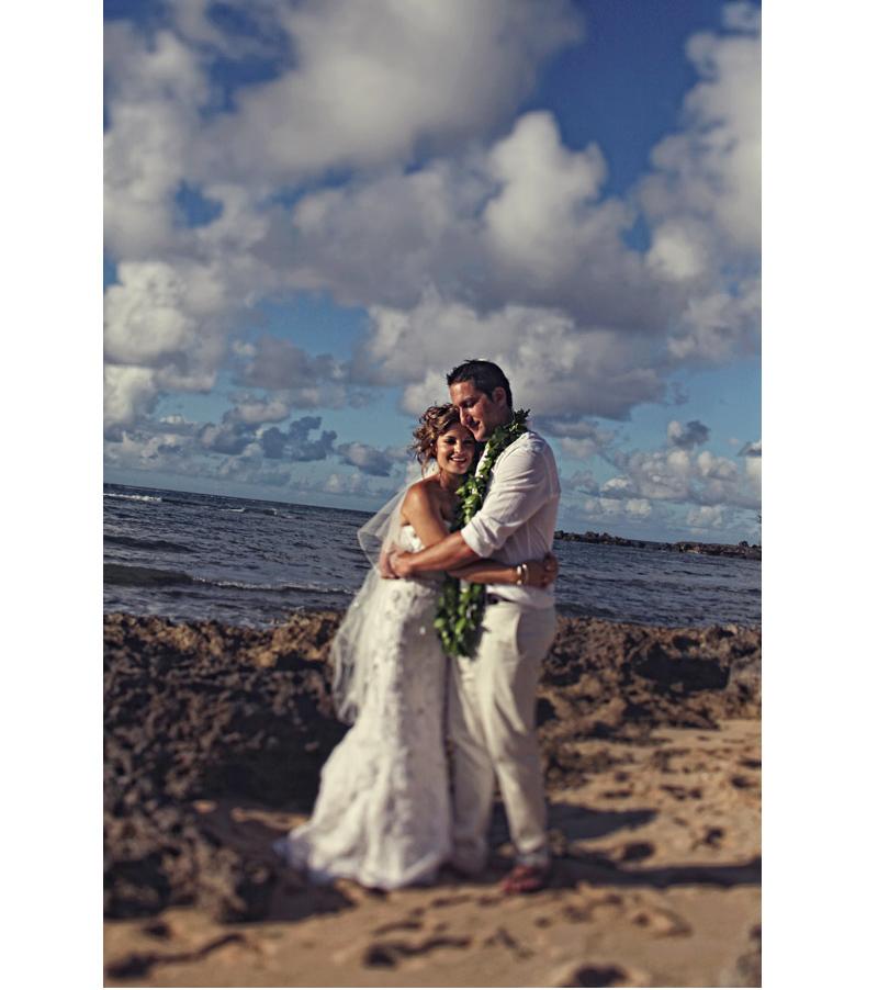 Shawn Starr Hawaii Destination Wedding Photography : Loulu Palm Estate : North Shore