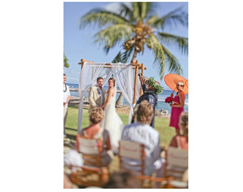 Shawn Starr : Modern Wedding Photography : Olowalu Plantation House : Maui Hawaii